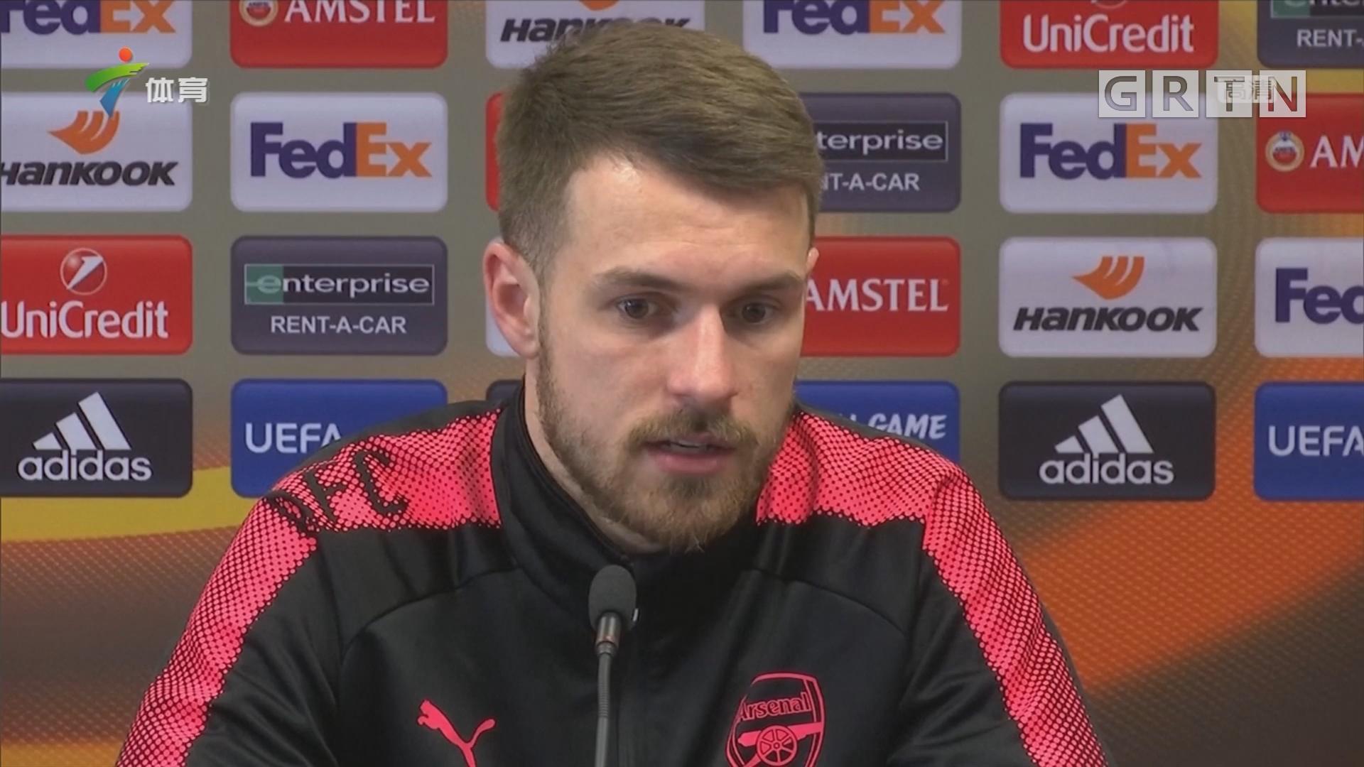 温格:欧联杯实力强 我们要踢下赛季欧冠