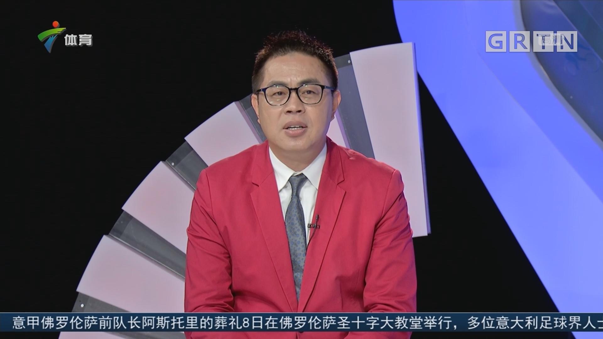 特约足球评述员——陈宁(3)