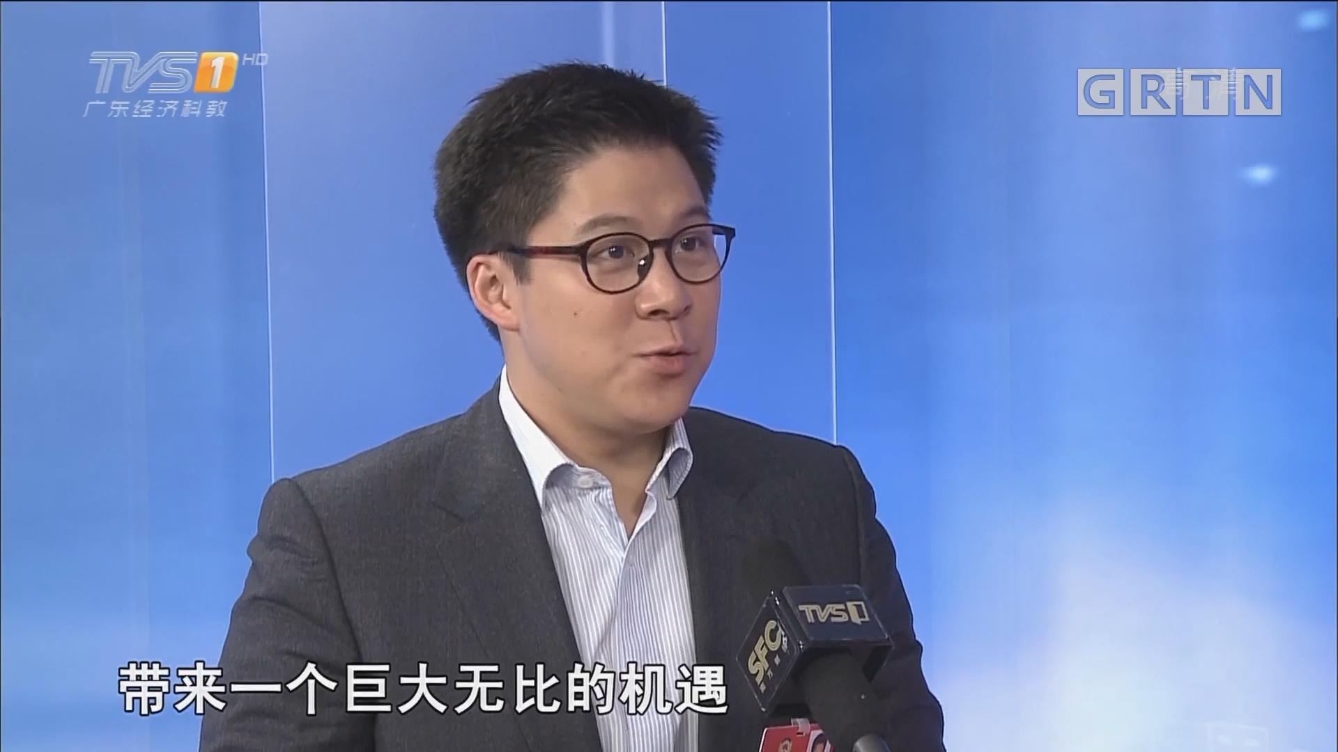 北京时间 专访全国政协委员霍启刚:香港青年要积极融入粤港澳大湾区建设