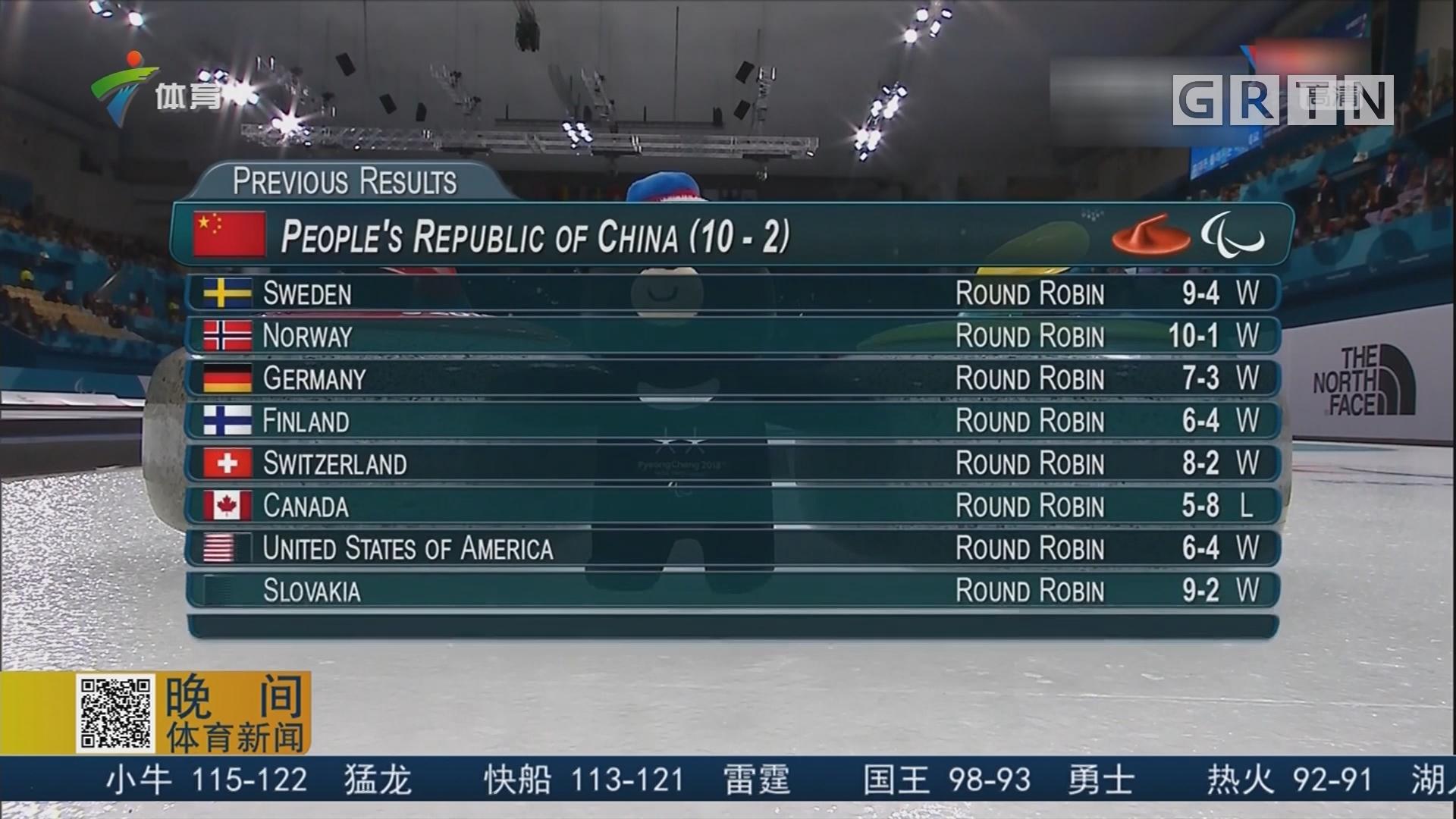 见证历史 中国代表团实现冬残奥会金牌零的突破