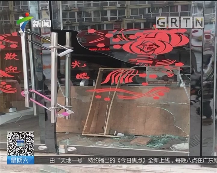 江苏徐州:江苏一小偷行窃 竟对监控打招呼
