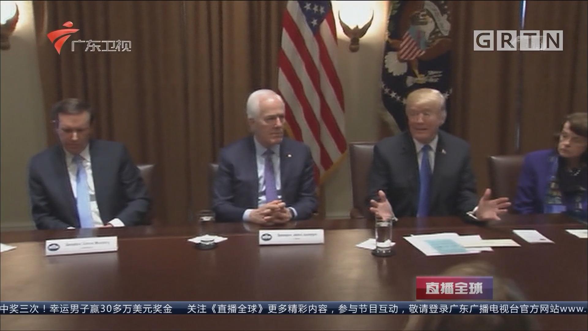 """特朗普执政一年""""宫斗""""不断:一年多换5个! 特朗普的""""媒体总监""""不好当"""