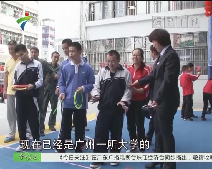 深圳:游园闹元宵 情暖福利院