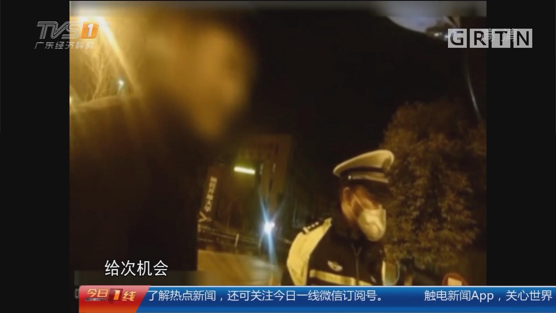 """江苏南京:网购""""74110""""号牌 面临十五日拘留"""