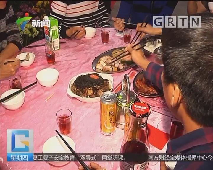 顺德南塘坊:正月十三 灯酒晚宴举行