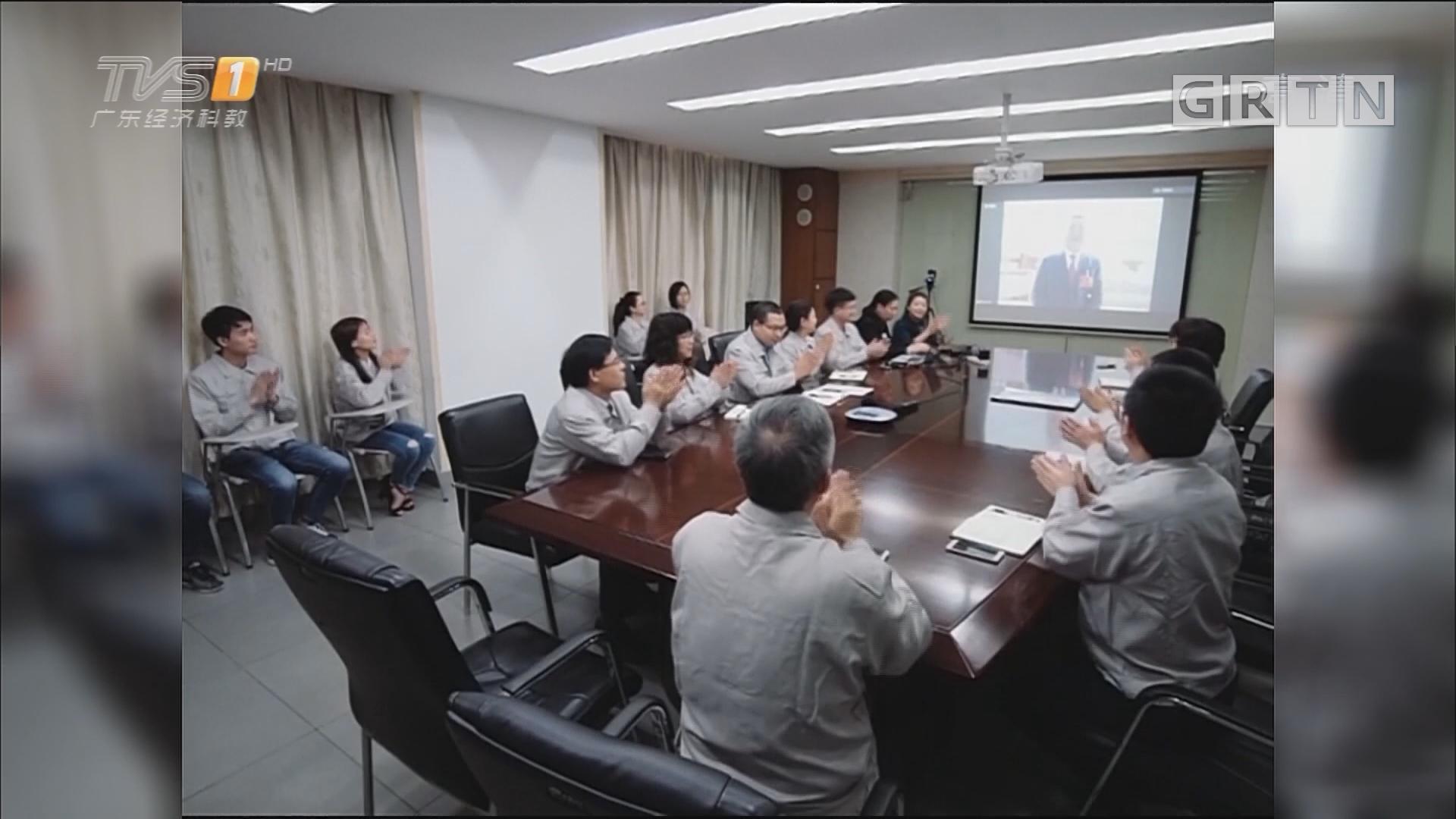 广东各界干部群众:总书记重要讲话催人奋进