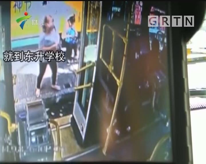 """深圳:幼童独自乘公交迷路 竟是妈妈""""炼娃"""""""
