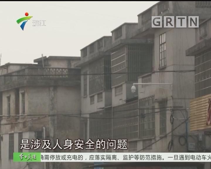 佛冈:水源不足 五千居民闹水荒