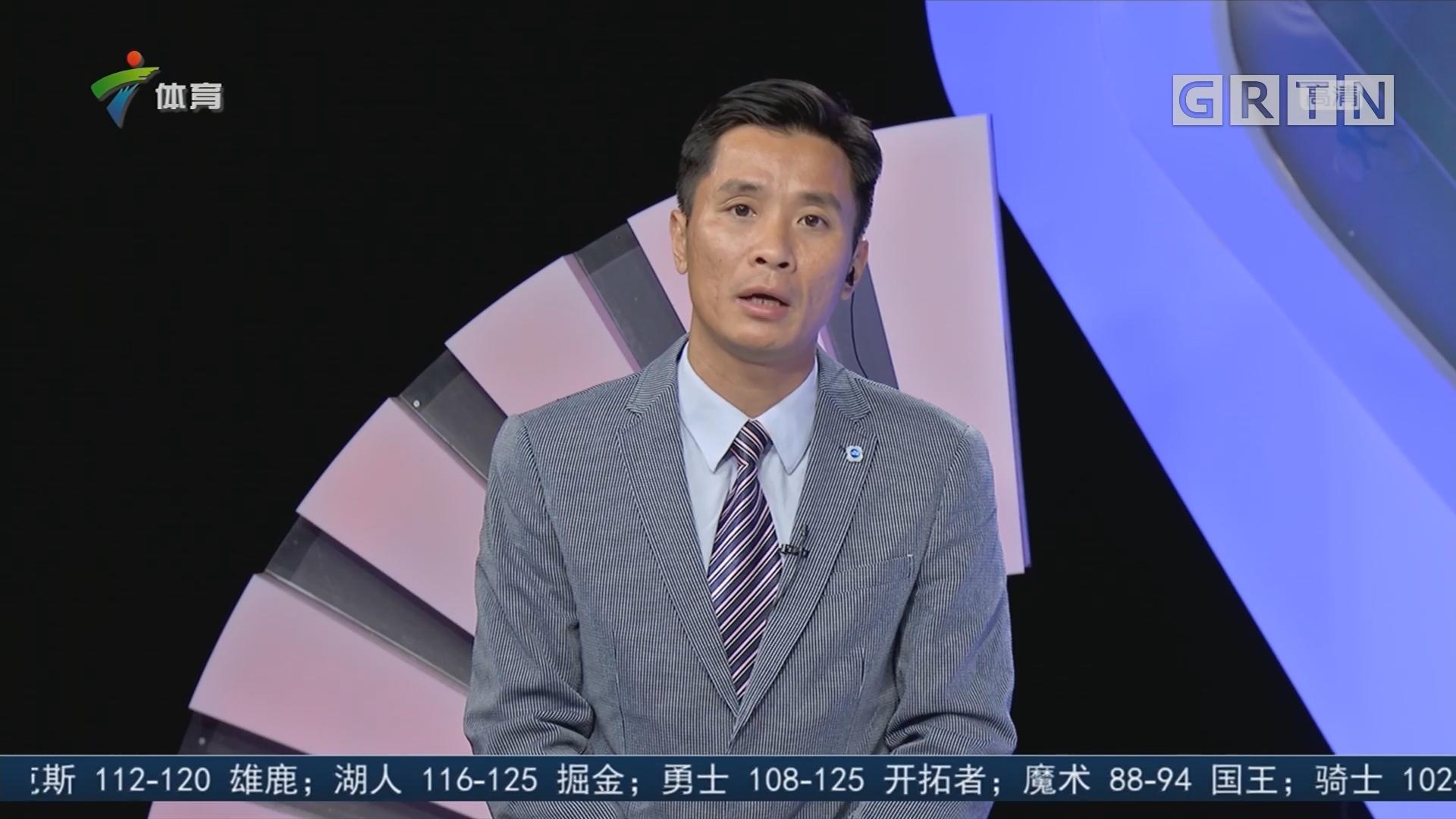 特约足球解说嘉宾——刘醒(二)