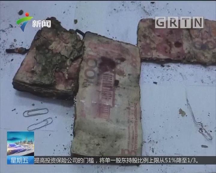 上海:老人离世十年 2万遗产藏墙壁腐烂