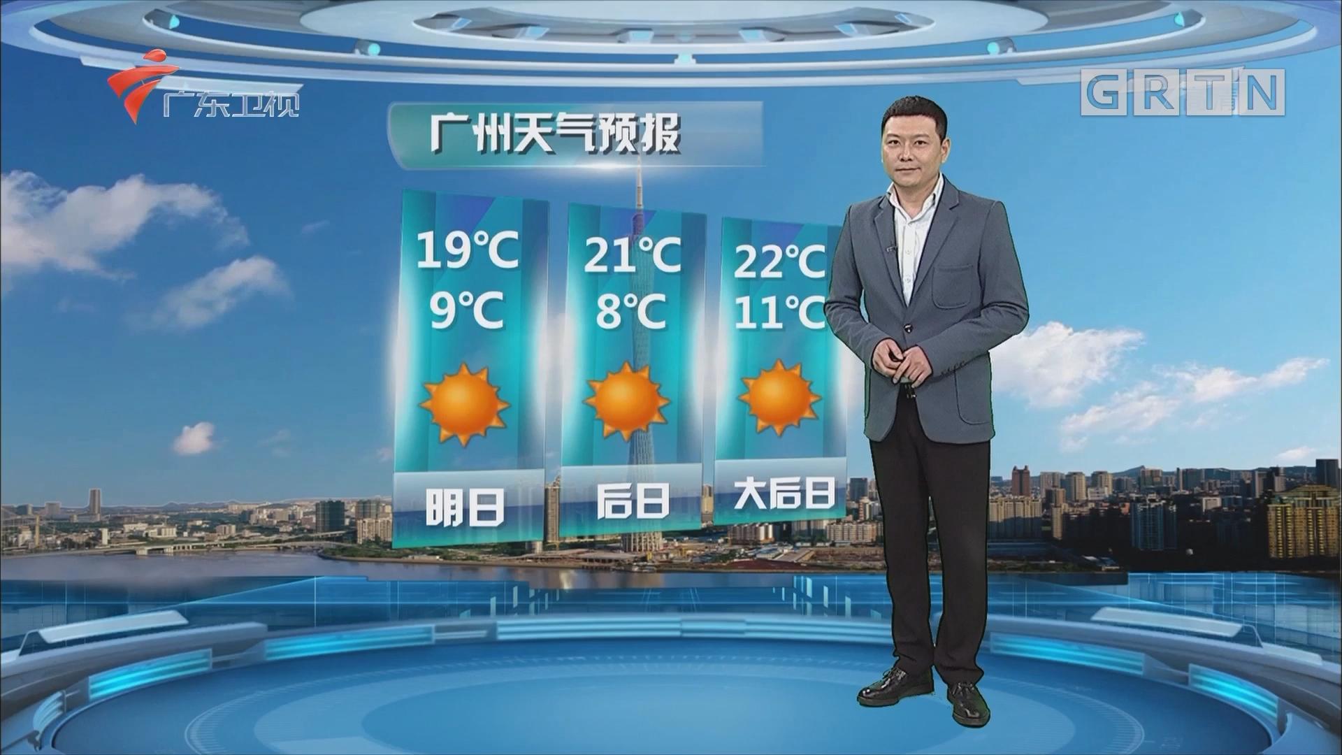 [HD][2018-03-08]广东天气预报