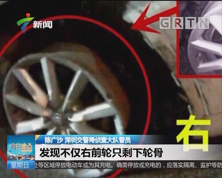 """深圳:醉酒女司机 和检测仪玩起""""躲猫猫"""""""