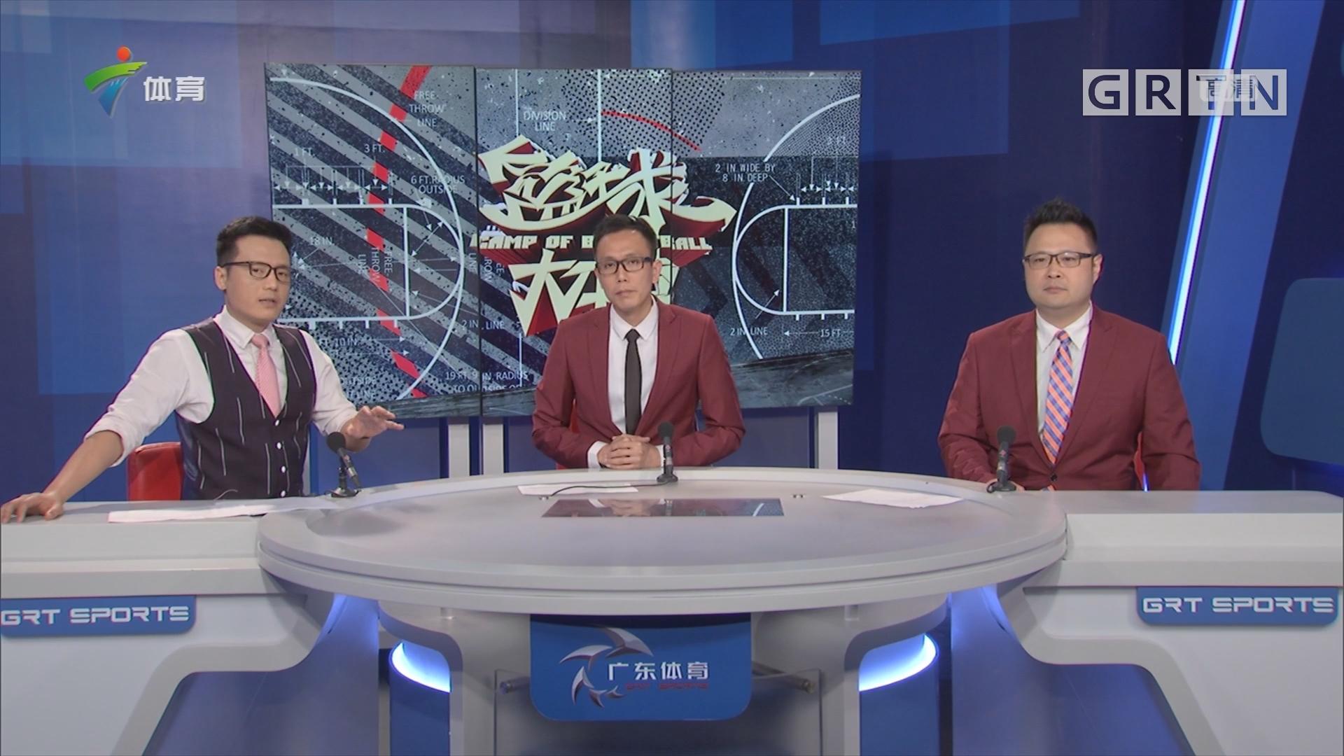 话题:广东队轮换阵容短缺,赛场上用人考验教练智慧