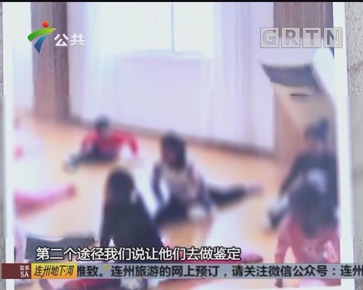 深圳:课室空调突然倒下 女童被压致门牙断裂