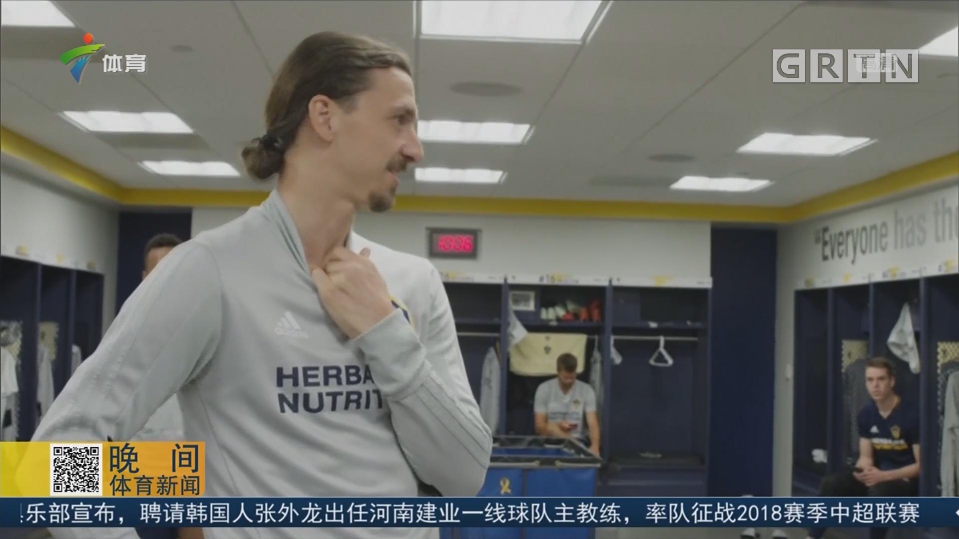 伊布无缘2018年俄罗斯世界杯