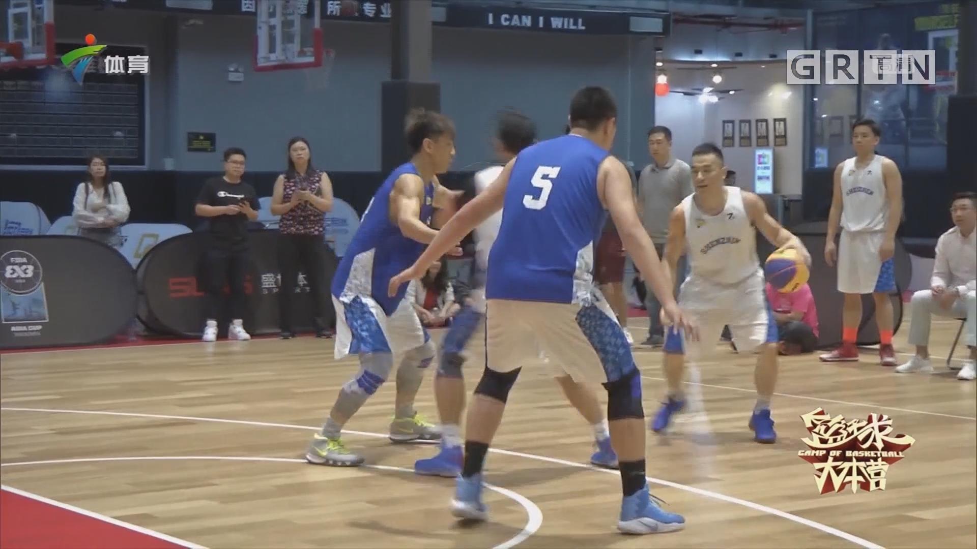 LFBA三人篮球企业被深圳站圆满落幕