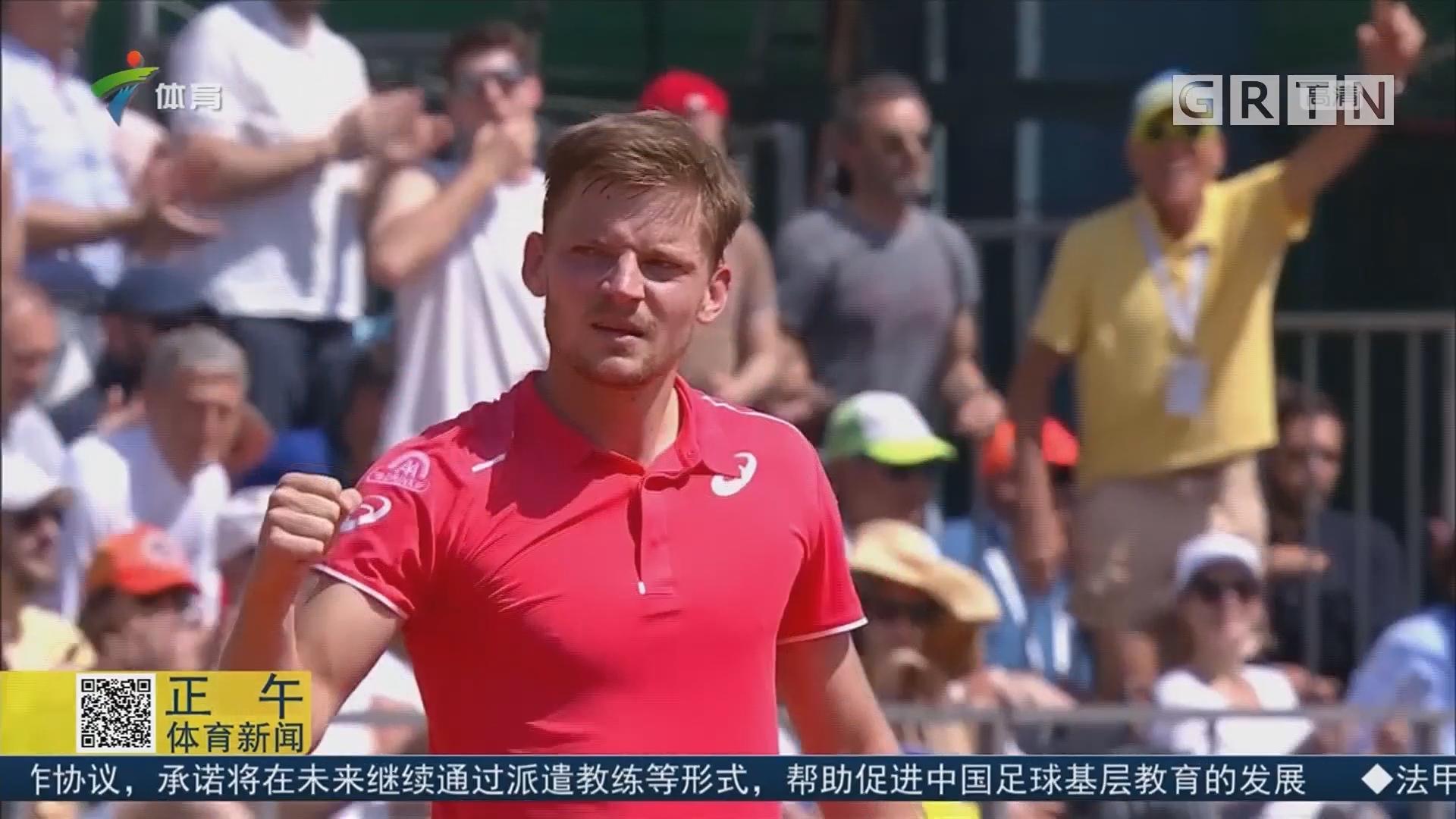 ATP蒙塔卡洛大师赛 多名种子选手顺利挺进八强