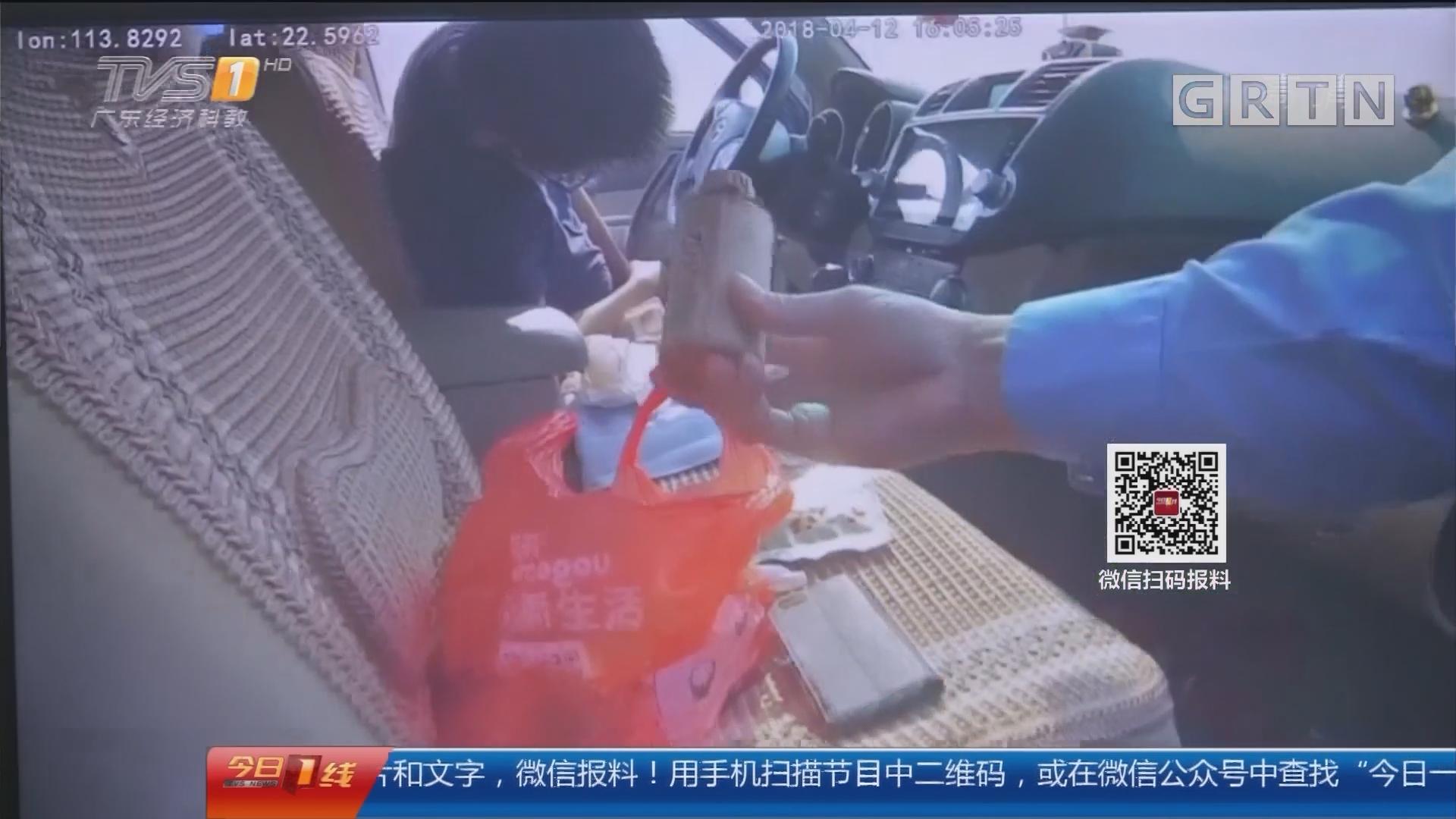 深圳:蹊跷!年轻司机在高速上深度昏迷