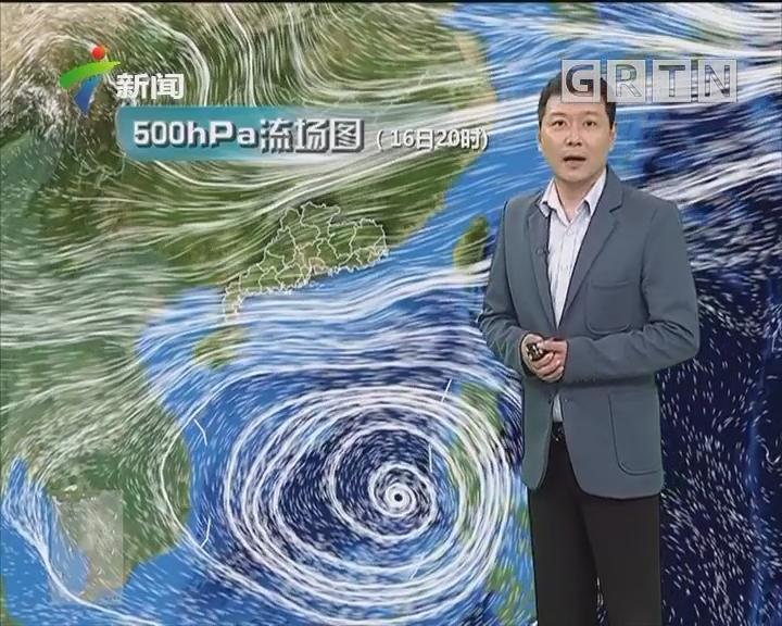 20180416天气预报