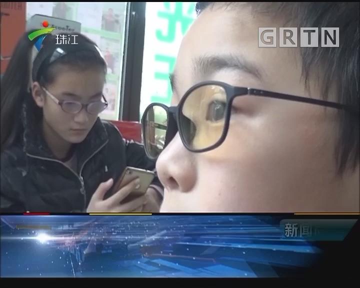儿童近视 年岁越小越应戴眼镜