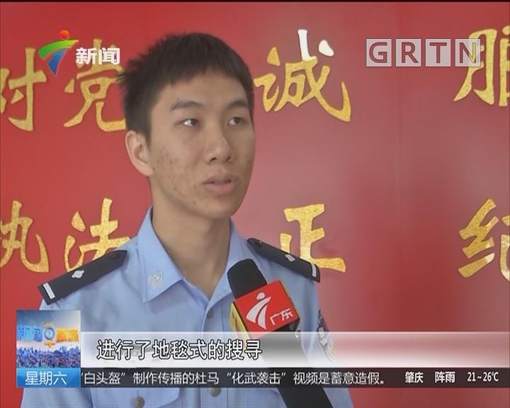 深圳:三岁宝宝马路上暴走三公里