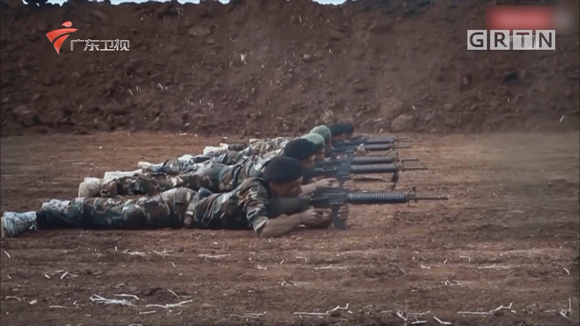 """沙特欲牵头""""阿拉伯联军""""出兵叙利亚 沙特:正与美国磋商 随时准备加入"""