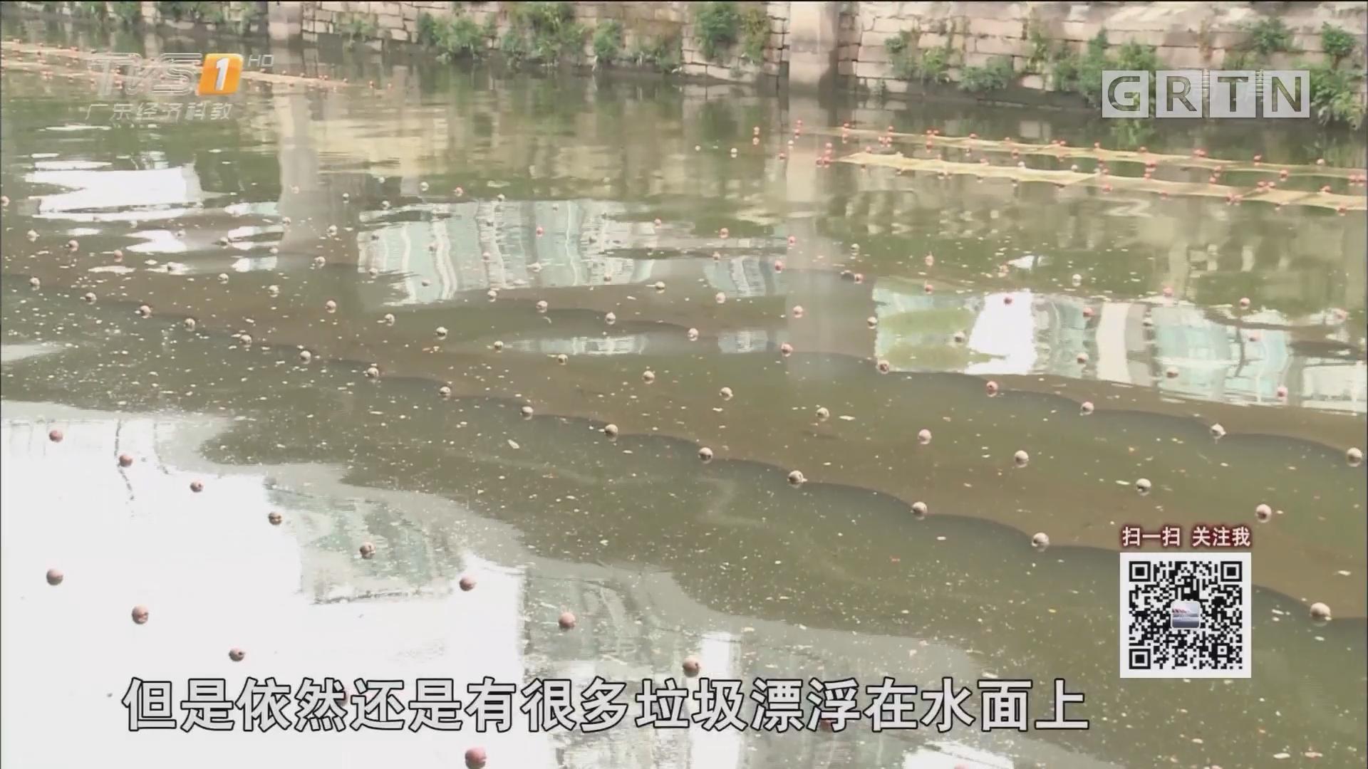 广州:沙基涌黑臭水体从何而来?