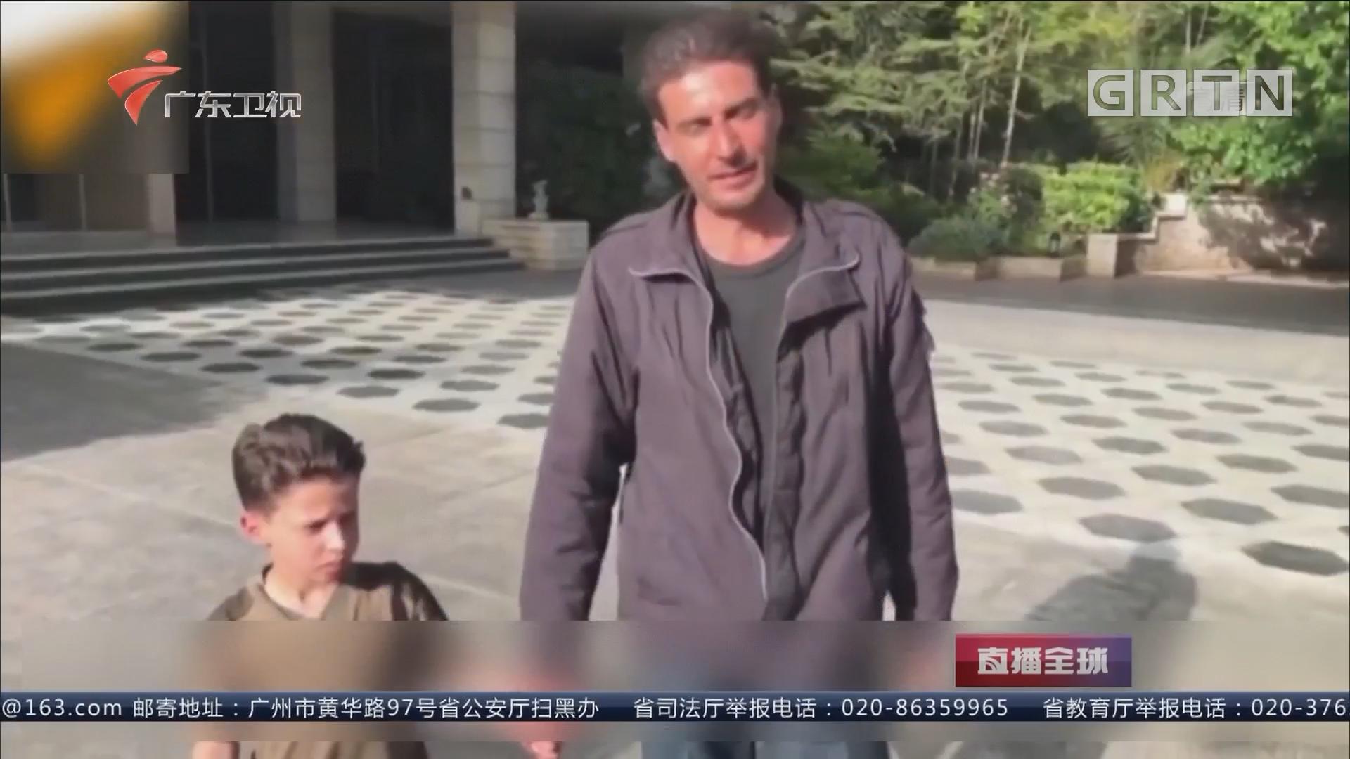 俄罗斯:手握叙利亚化武事件造假证据 摆拍?叙利亚男孩证实参与伪造化武事件