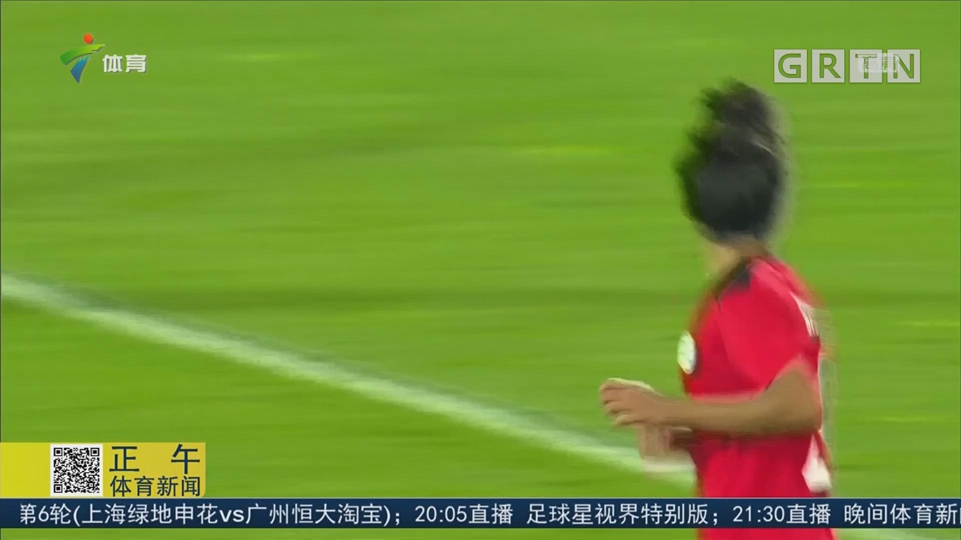 泰国击败菲律宾 晋级女足亚洲杯半决赛