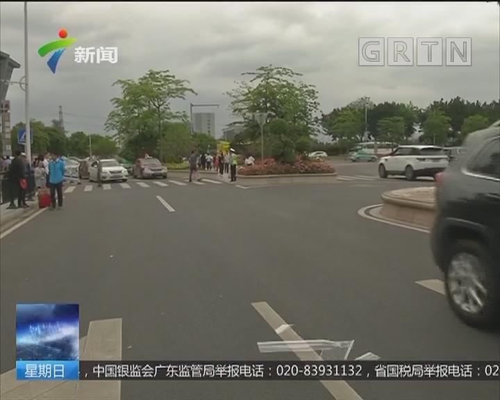 广交会首日交通整治 半小时查5宗出租车违规