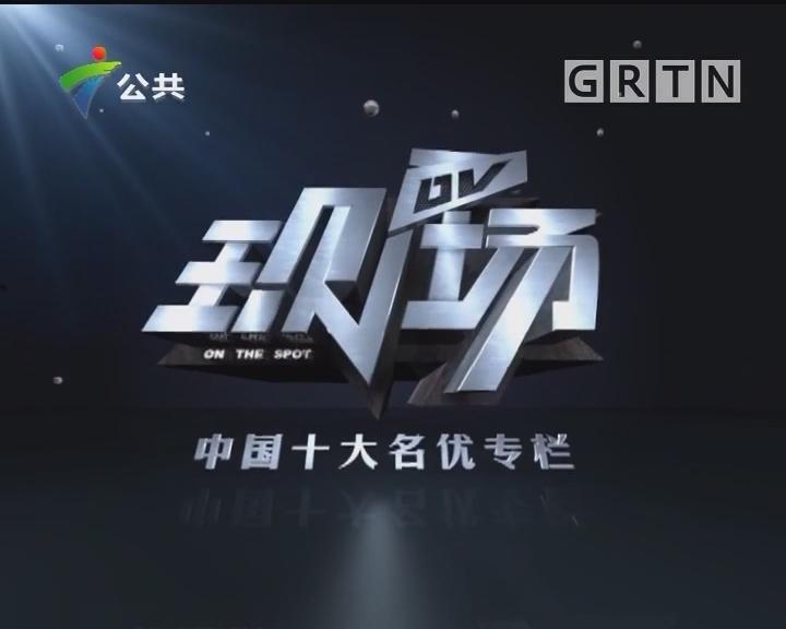 [2018-04-23]DV现场:广州:流浪狗从天而降 过路女子被砸伤