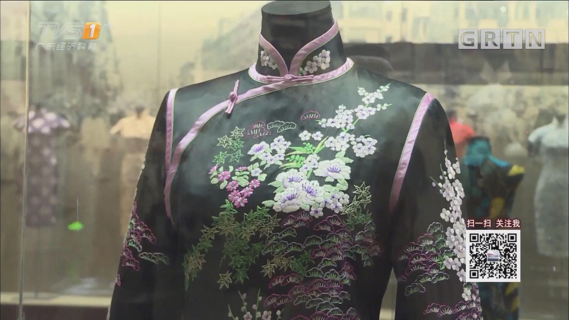 百年时尚:香港长衫故事