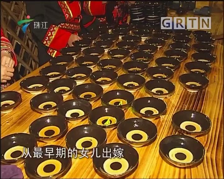 """连州:体验""""摔碗酒""""文化 过一把""""武侠瘾"""""""