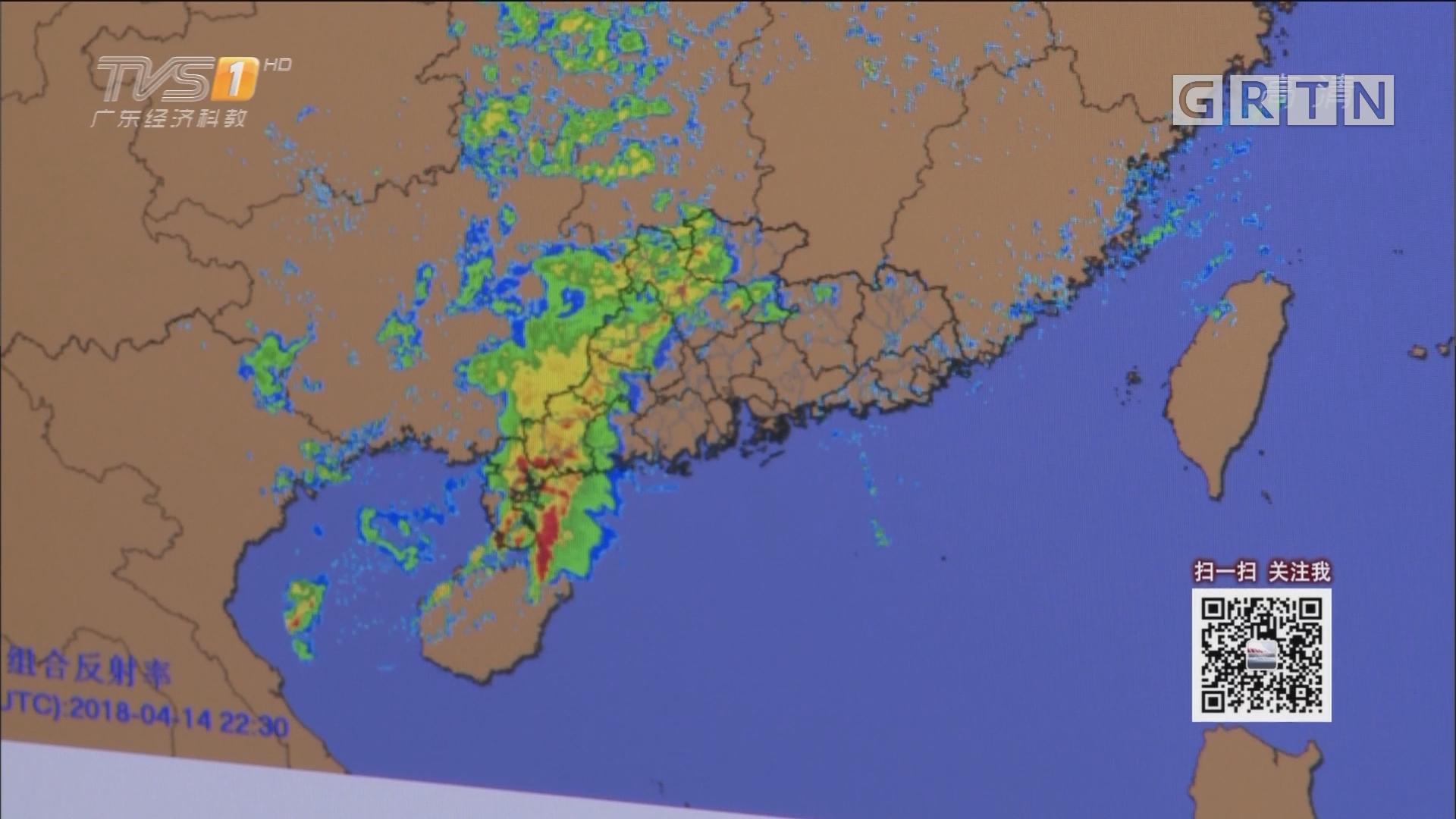 今年约有5-7个台风登陆或严重影响广东省