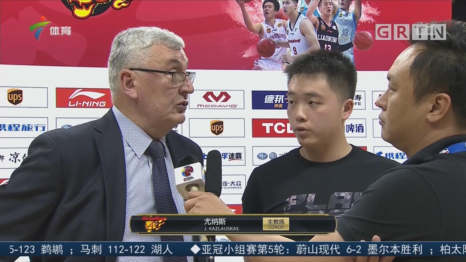 陈阳——特约篮球评述员