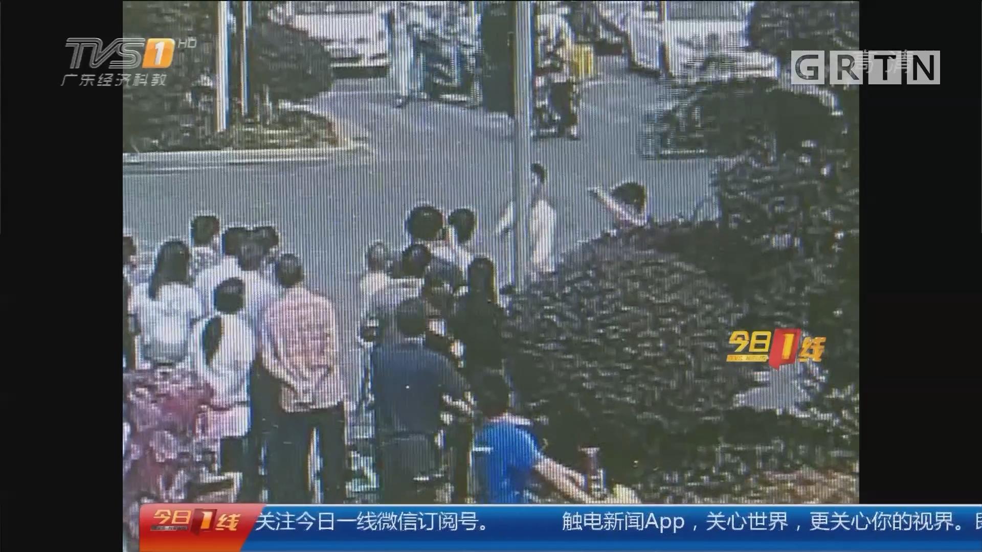 深圳:路遇查车 逃跑不成追打警察被刑拘