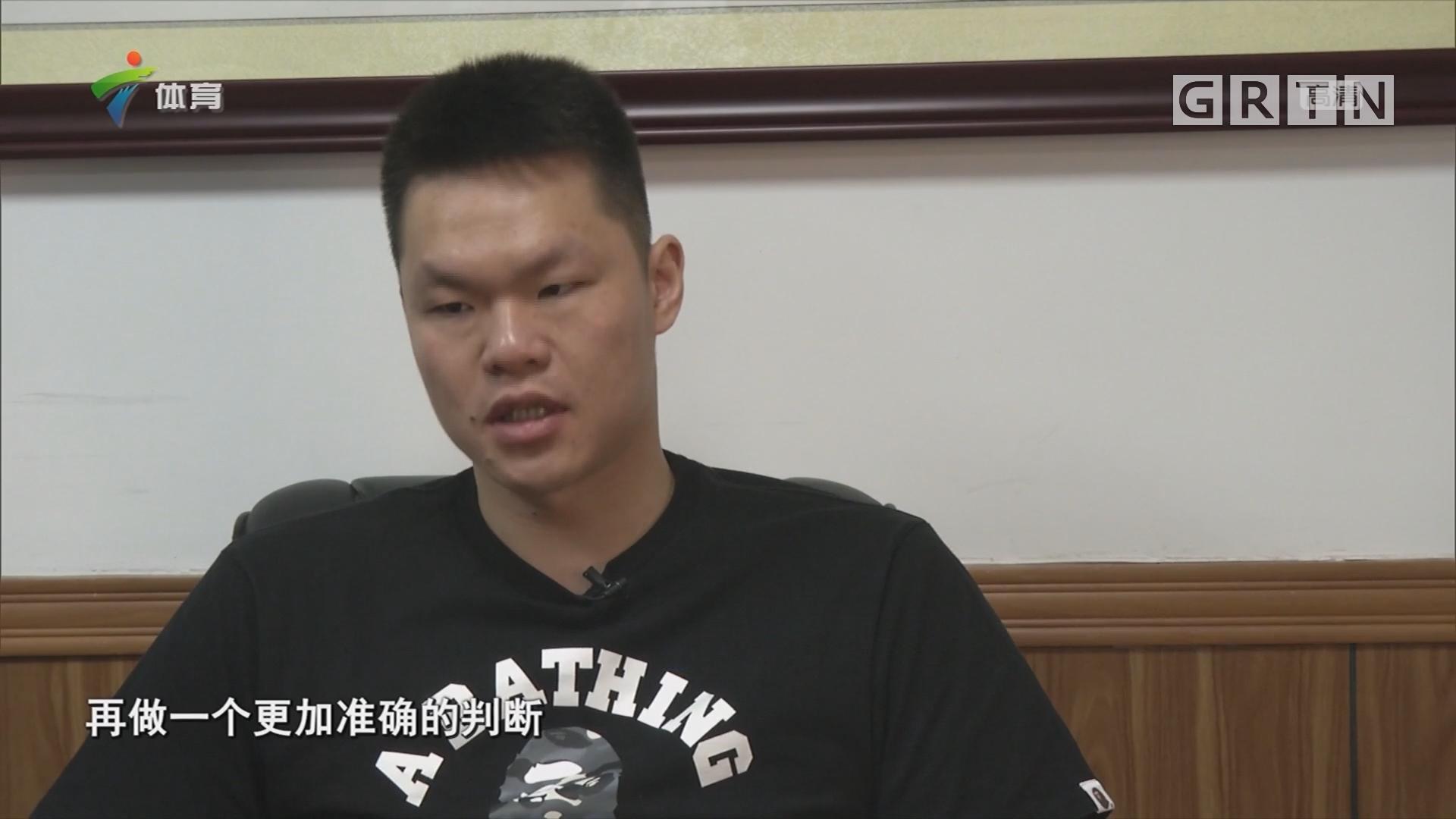 朱芳雨:老尤以前教我打球 现在教我管理球队