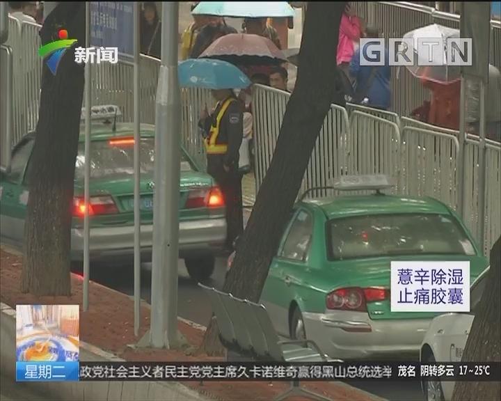 广州:乘客司机都不满 的士营运到底怎么了?