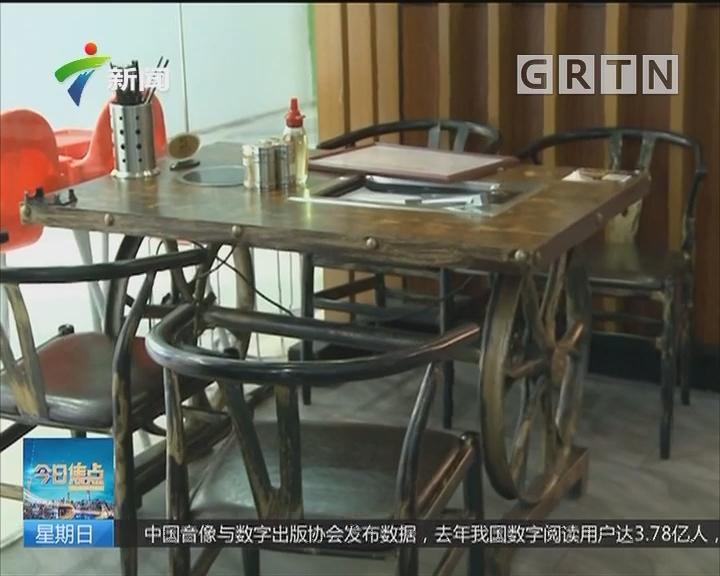 深圳沙井:火锅店里惊现老鼠吓坏食客