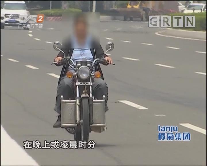 加油遭拒绝 摩托车主暴打加油员