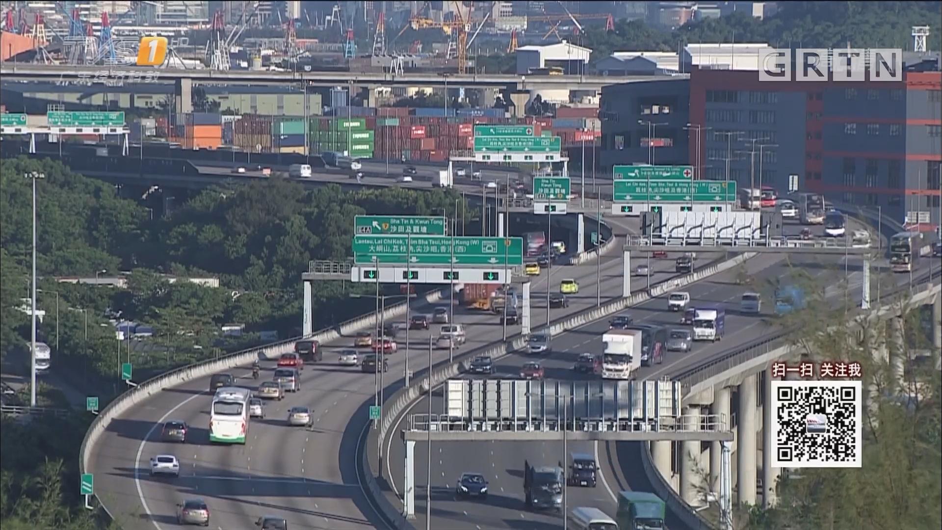 香港:高效交通之公交优先