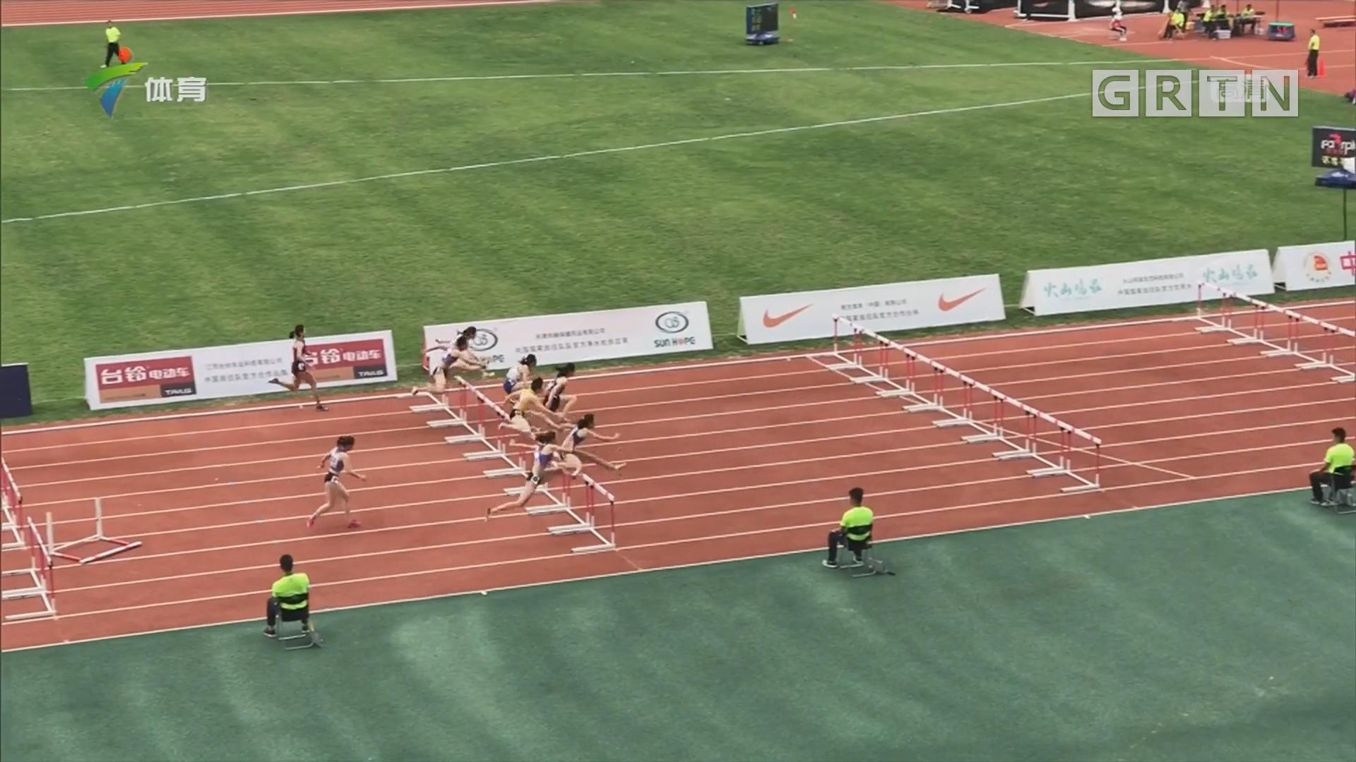 全国田径大奖赛 吴水娇失误排名末席