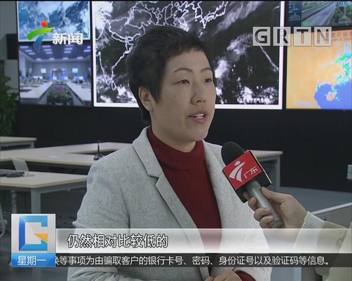 广州今春降雨比常年偏少超六成 冷暖起伏大