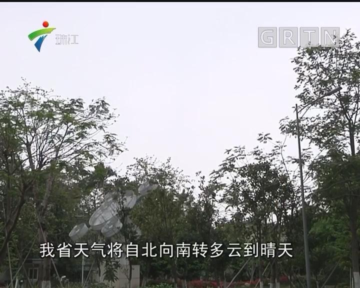 清明时节全省大部降温 广州最低11度