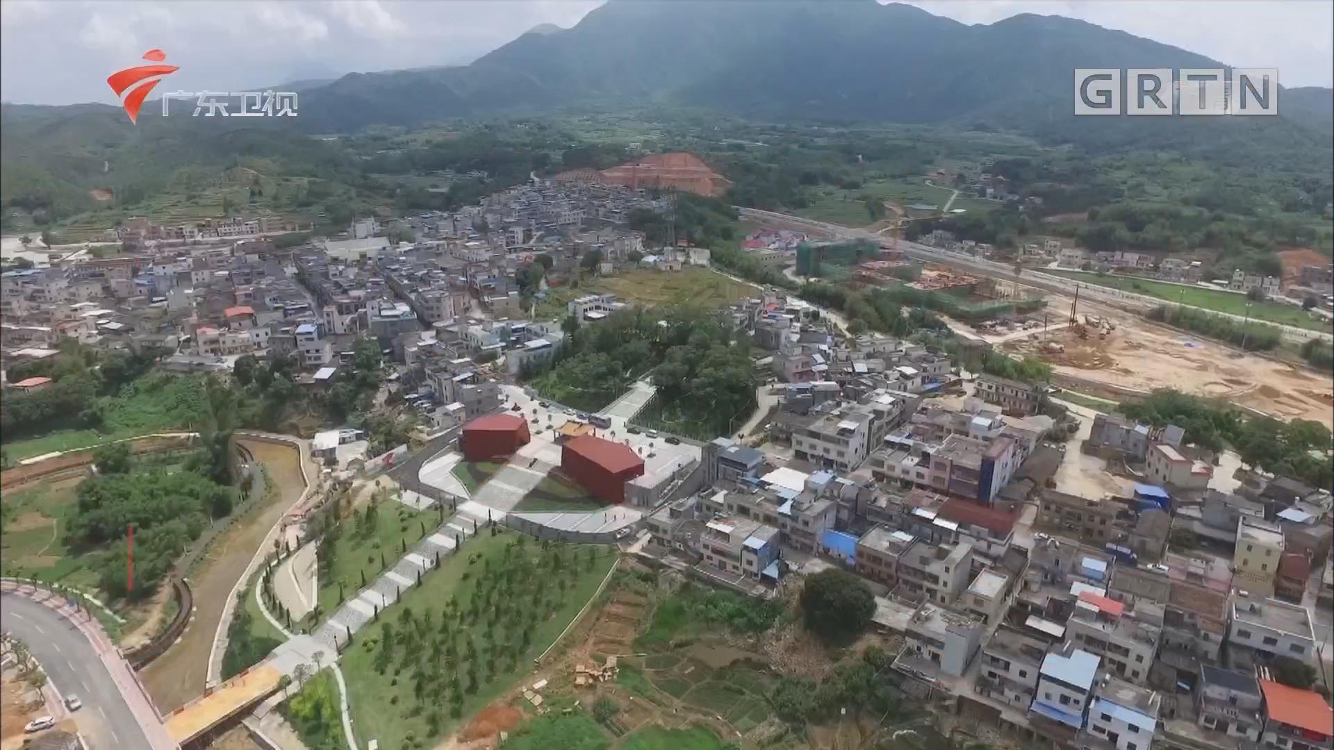 """惠州:""""东江红都""""打造红色旅游特色小镇"""