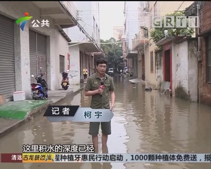 街坊求助:一夜之间水浸房屋 损失惨重