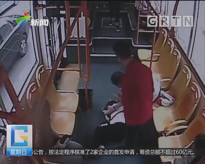 点赞好司机:车厢传来呼救声 女乘客突然晕倒