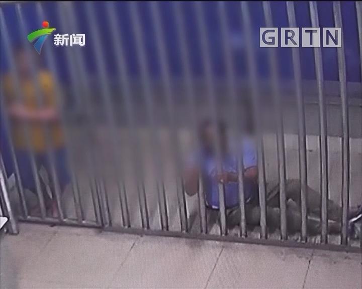 韶关:父子耍酒疯阻救援 辱骂袭警双双被拘