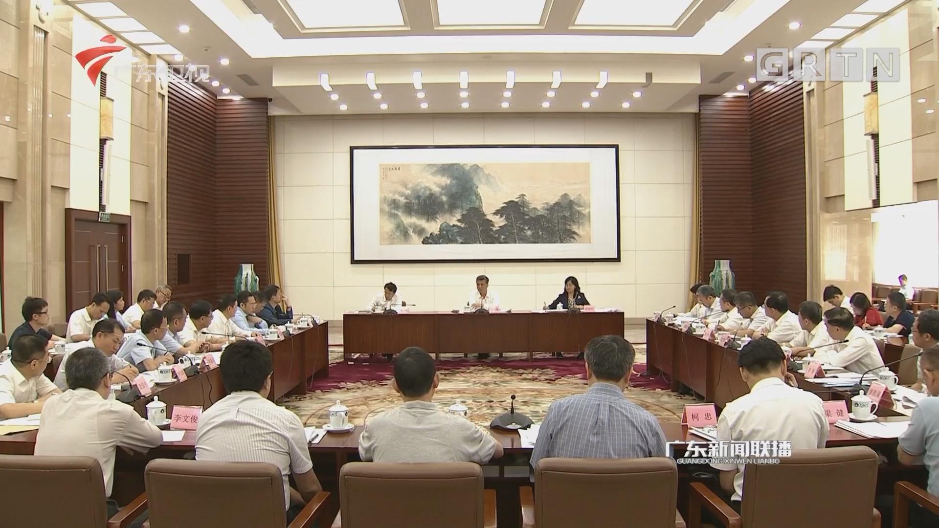 马兴瑞出席省深化医药卫生体制改革领导小组会议 强调推动我省医药卫生体制改革实现新作为