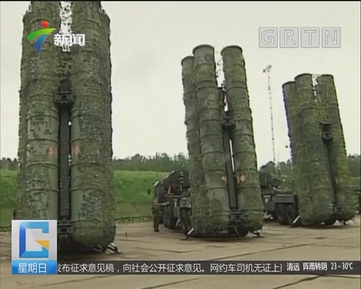 俄总统助理:暂不考虑向叙提供S-300型防空导弹系统